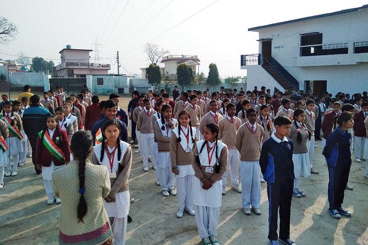 Jdm Public School-Assembly