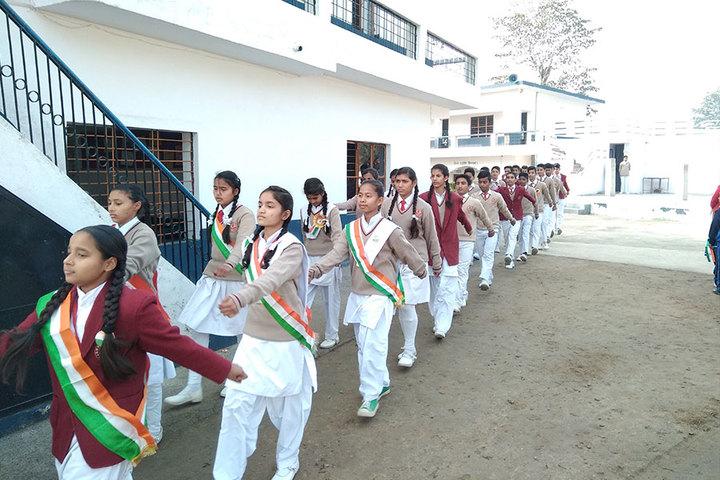 Jdm Public School-March Past