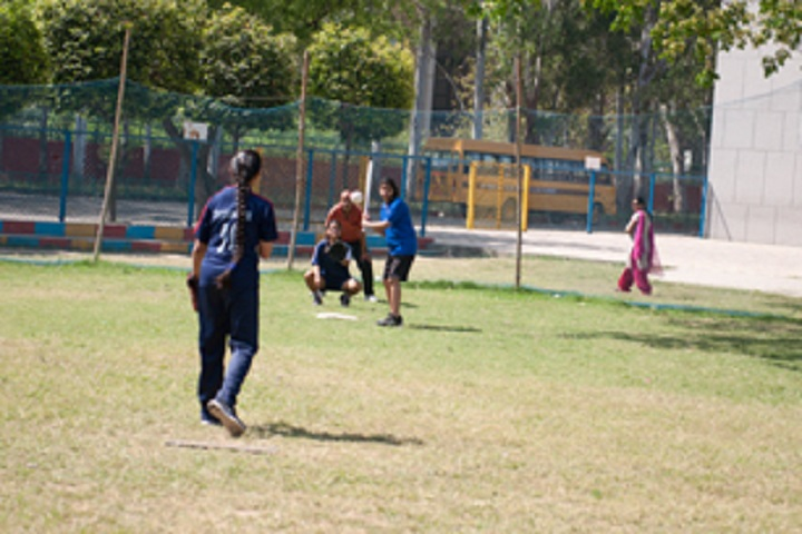 Sacred Heart Senior Secondary School-Baseball Games