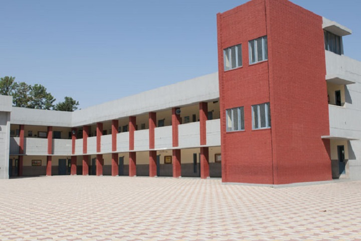 Sacred Heart Senior Secondary School-Campus