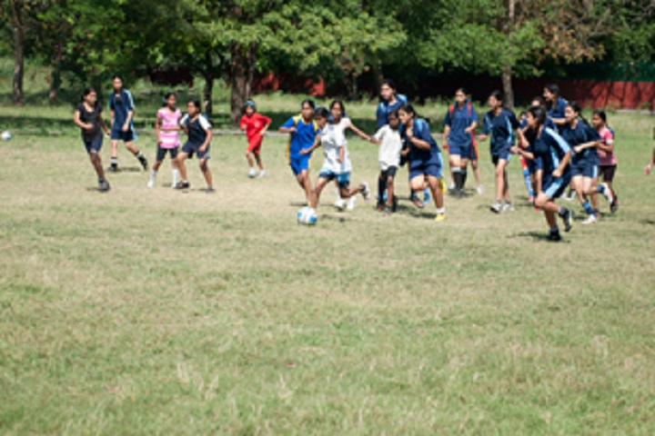 Sacred Heart Senior Secondary School-Football Games