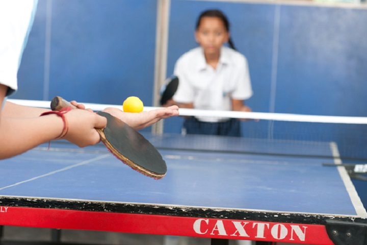 Sacred Heart Senior Secondary School-Table Tennis