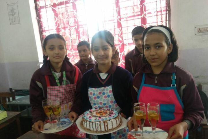 Jim Corbett School-Cookery Activities