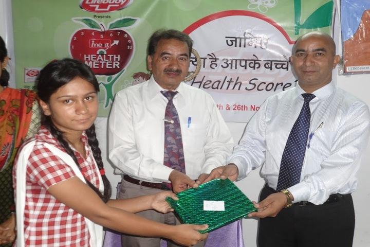 Jimp Pioneer School-Prize Distribution
