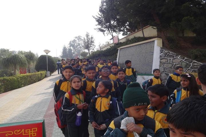 Jimp Pioneer School-Trip