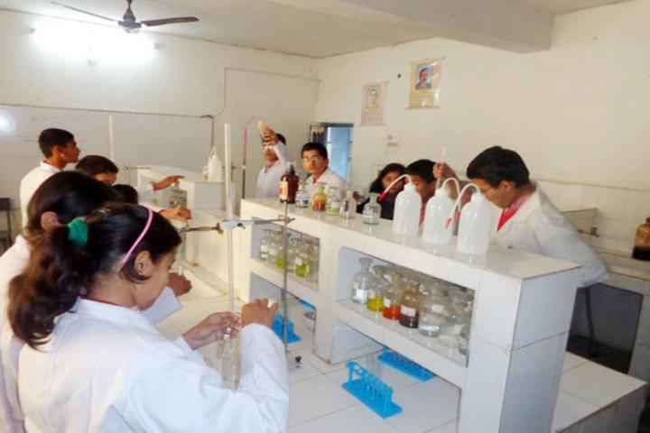 K V M Public School-Lab