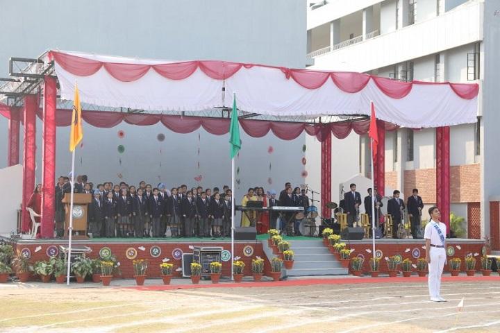 Saint Kabir Public School-Annual day