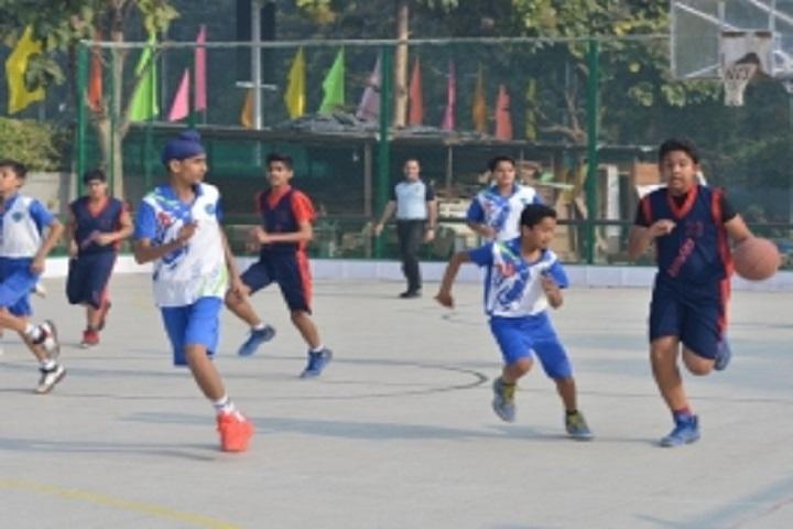 Saint Kabir Public School-Basket ball