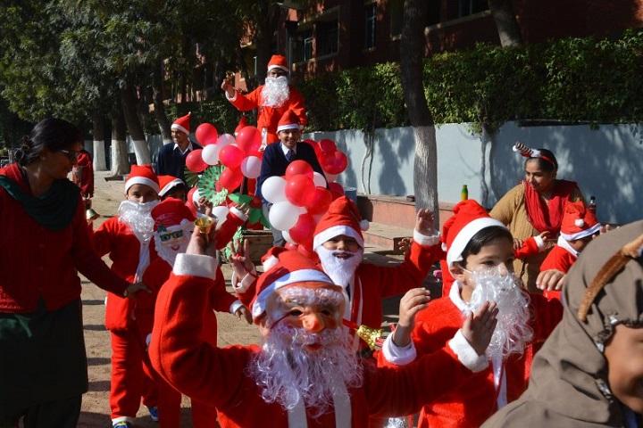 Saint Kabir Public School-Christmas Celebrations