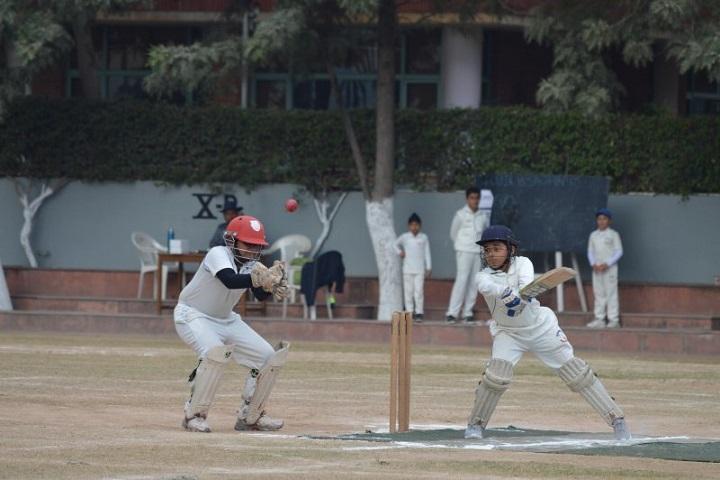 Saint Kabir Public School-Cricket