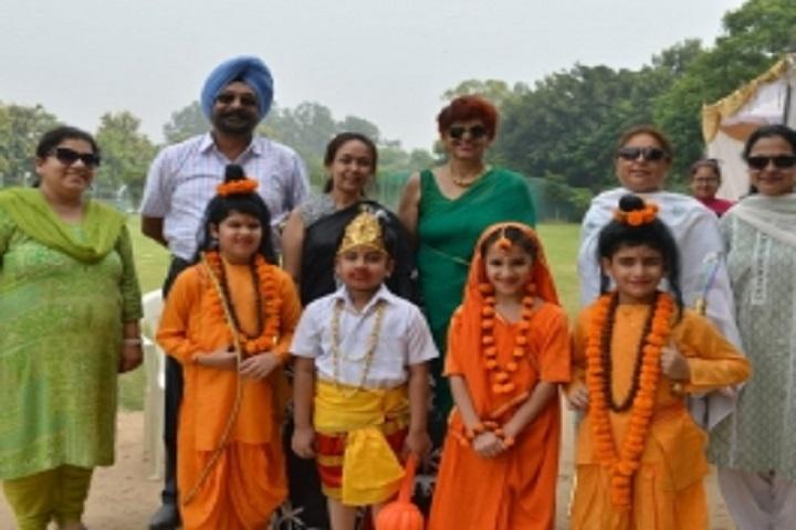 Saint Kabir Public School-Dusera Celebrations