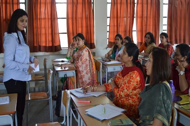 Saint Kabir Public School-Workshop