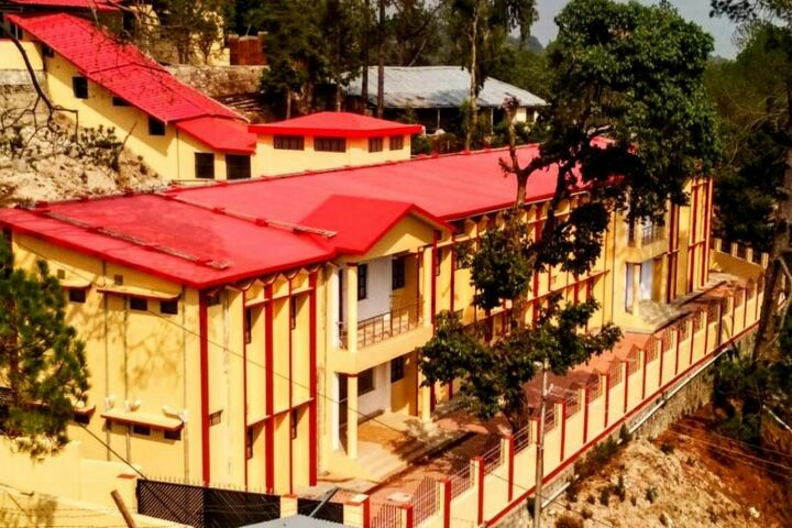 Kendriya Vidyalaya-Hostel