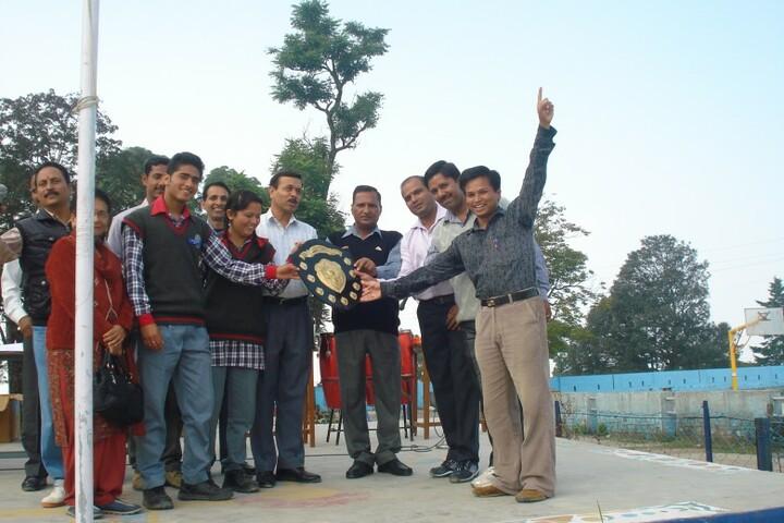 Kendriya Vidyalaya-Trophy