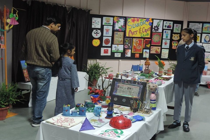 Saupins School-Art Exhibition