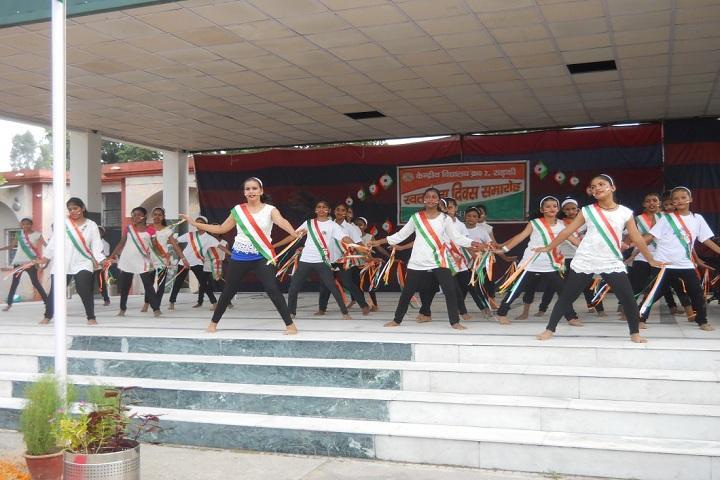 Kendriya Vidyalaya No 2-RepublicDay Celebration