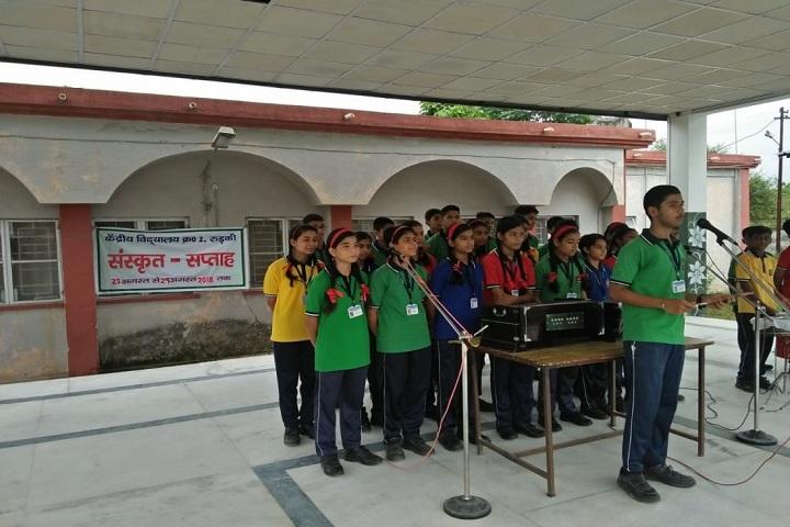 Kendriya Vidyalaya No 2-Singing Competition