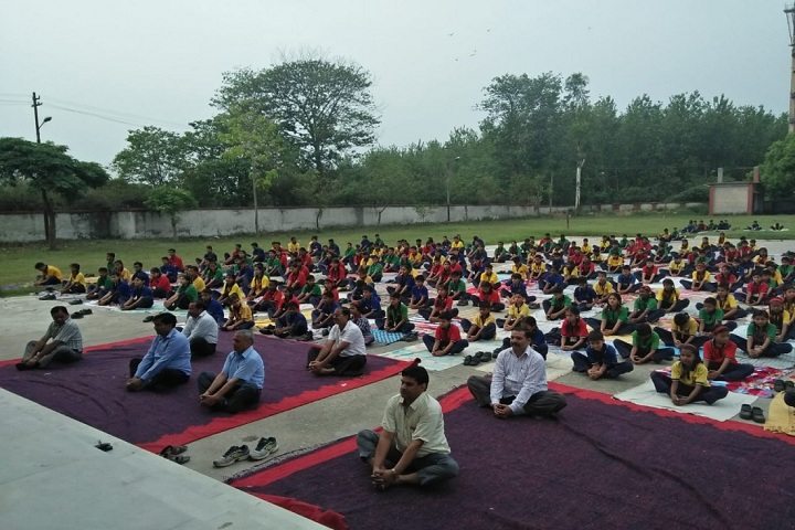 Kendriya Vidyalaya No 2-Yoga Classes
