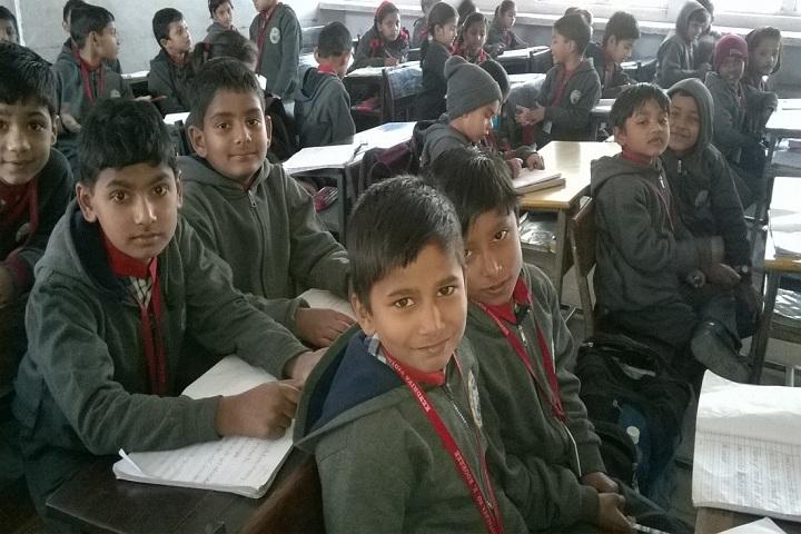 Kendriya Vidyalaya No2-Classroom
