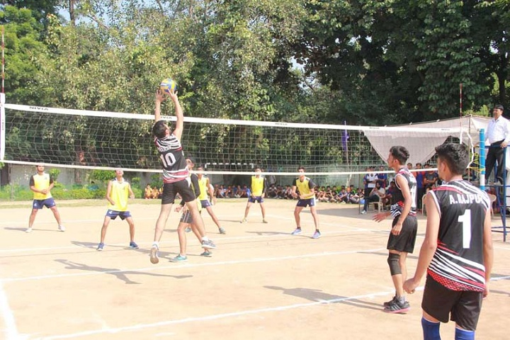 Shishu Niketan Model School Society-Volleyball