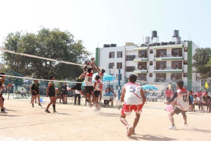 Shishu Niketan Model Senior Secondary School-Games