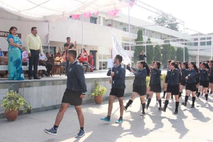 Shishu Niketan Model Senior Secondary School-Sports Meet