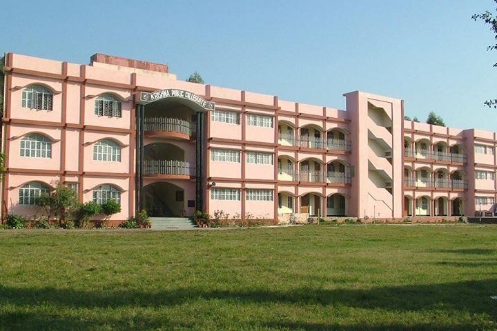 Krishna Public Collegiate-Campus-View