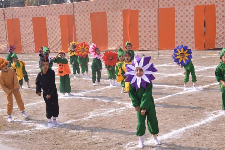 Krishna Public Collegiate-Events dance