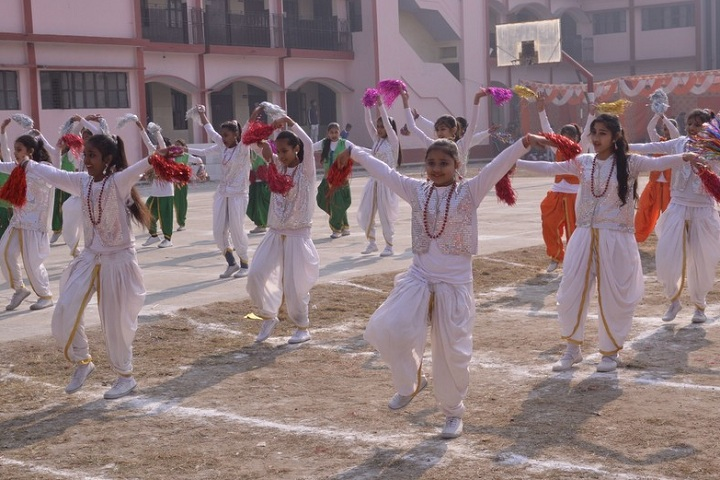 Krishna Public Collegiate-Events programme
