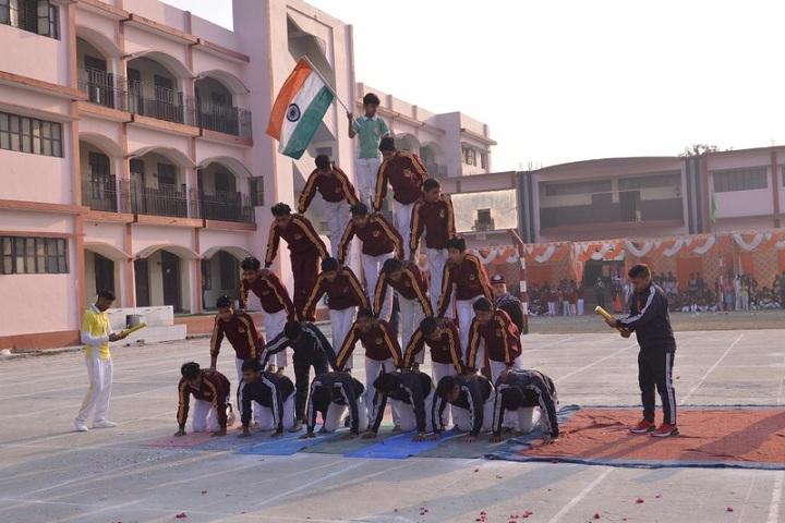 Krishna Public Collegiate-Events republic day