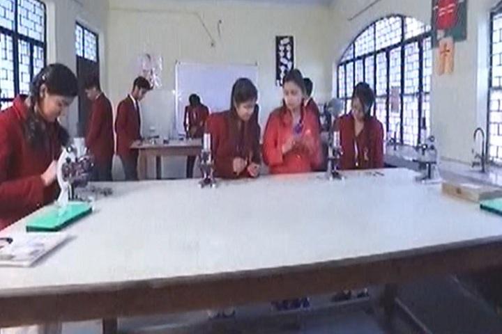 Krishna Public Collegiate-Laboratory biology