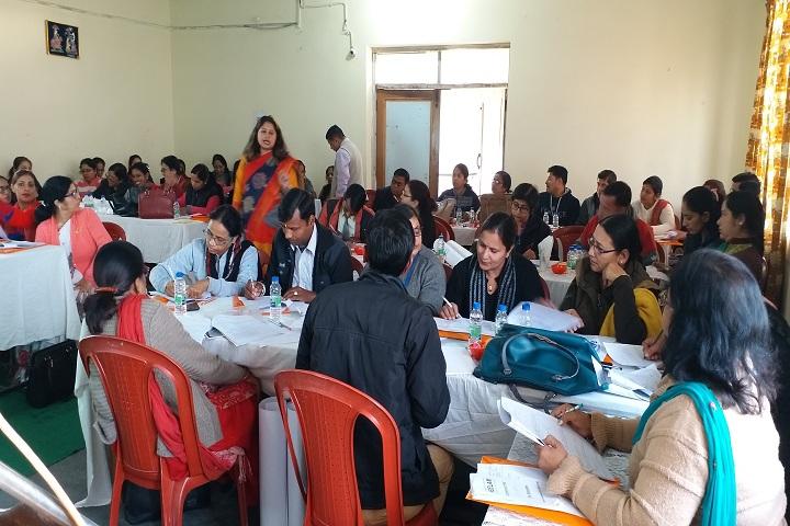 Krishna Public Collegiate-Others meeting