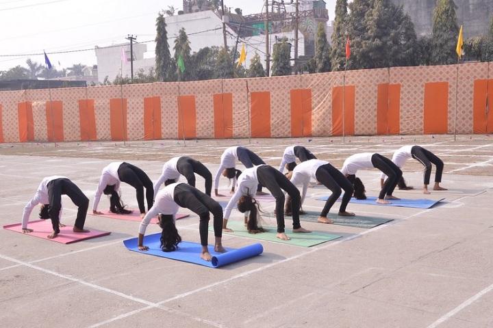 Krishna Public Collegiate-Others yoga
