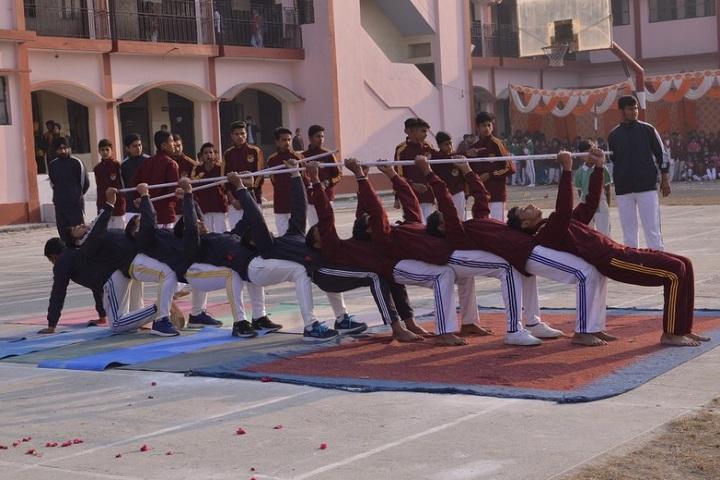 Krishna Public Collegiate-Sports