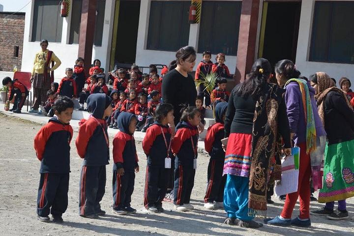 Kv Public School-Students