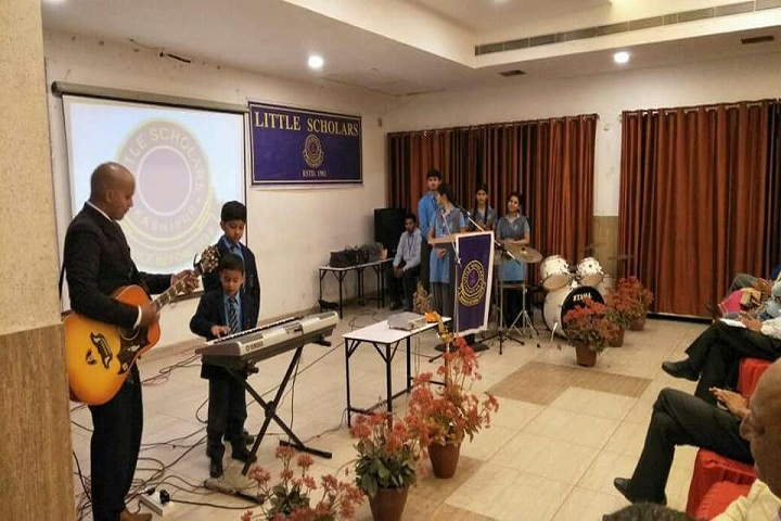 Little Scholars-Music-Competition