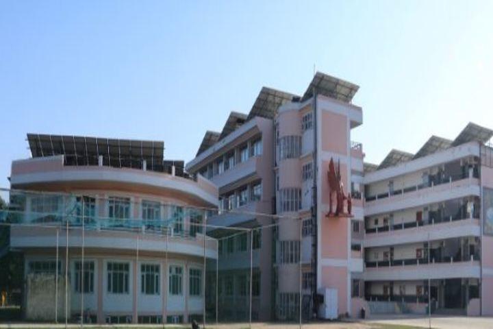 Shishu Niketan Public School-Campus