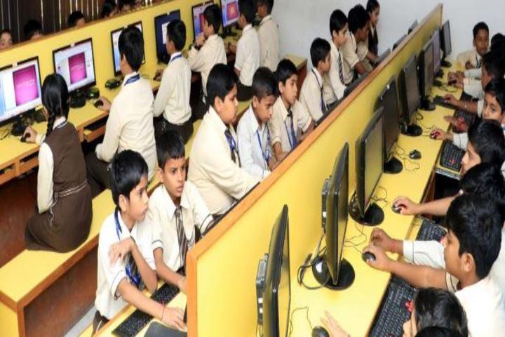 Shishu Niketan Public School-Computer Lab