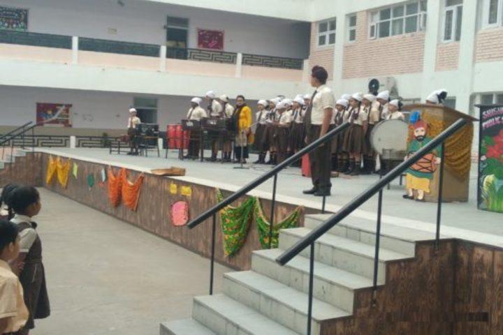 Shishu Niketan Public School-Republic Day