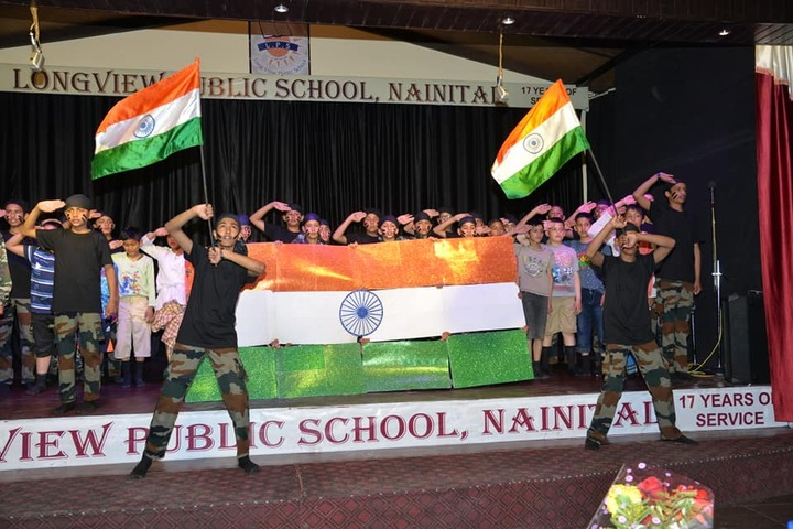 Long View Public School-Independence Day Celebrations