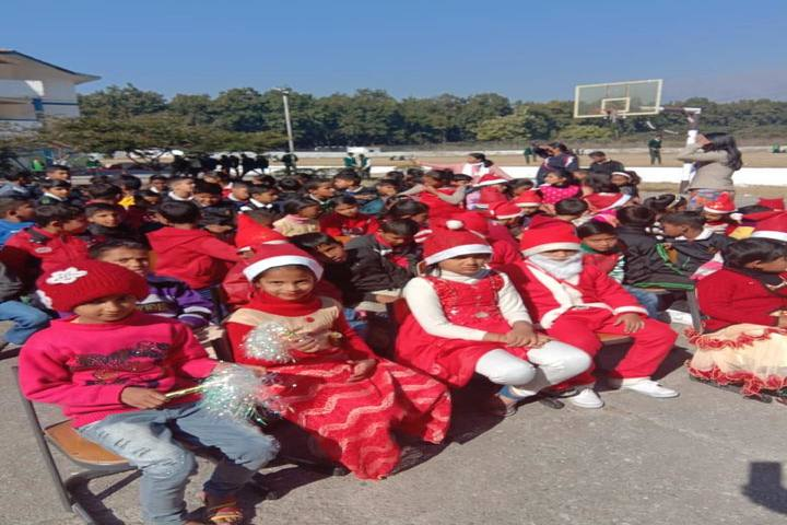 Lucent International School-Christmas Celebration