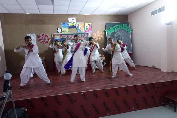 Maa Saraswati Public School-Events