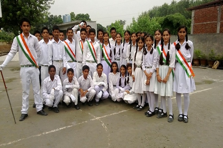 Maa Saraswati Public School-Republic Day Celebration