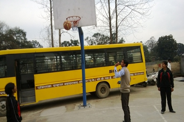 Maa Saraswati Public School-Transport