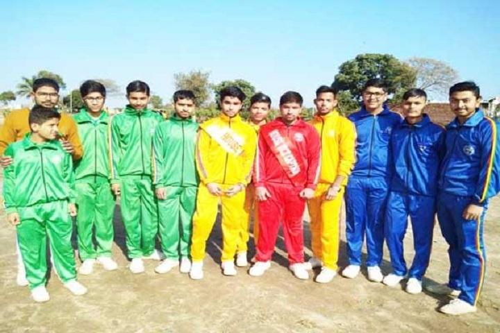 Maharishi Vidiya Mandir-Sports Team