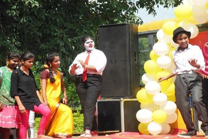Maharishi Vidiya Mandir-Drama