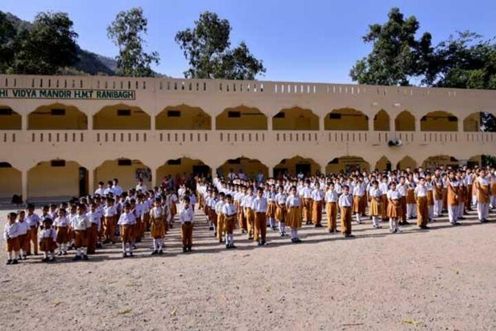 Maharishi Vidya Mandir-Assembly