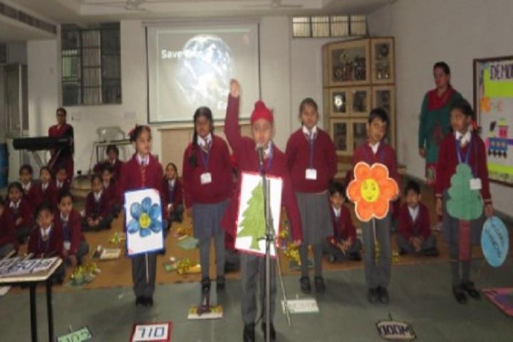 Shivalik Public School-Evalution of Junior Wing