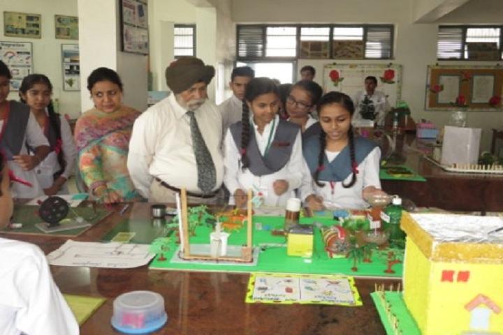 Shivalik Public School-Science Exhibition