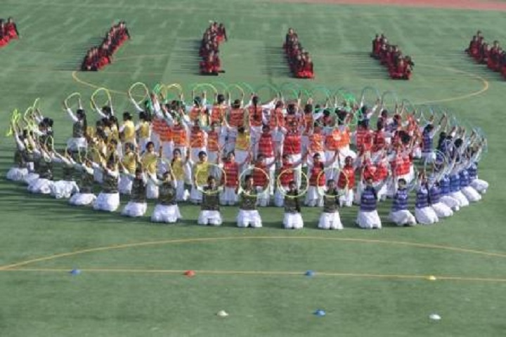 Shivalik Public School-Sports Day